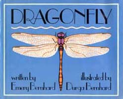 Dragonfly - Science and nature book great for kindergarteners.