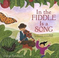 In the Fiddle is a Song - A good book for kindergarteners