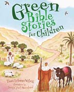 Green Bible Stories cover