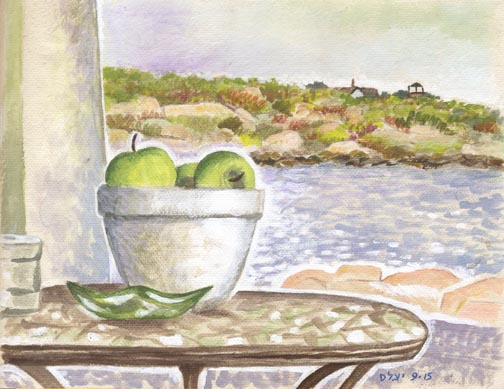 Seascape with Apples 72dpi