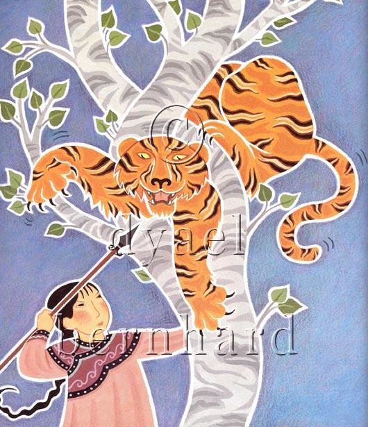 Anga Kills the Tiger