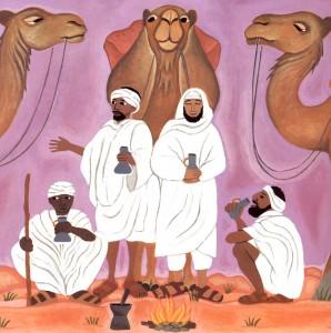Eritrean traders