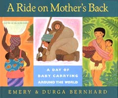 A Ride On Mother's Back - Recommended book for Kindergarteners