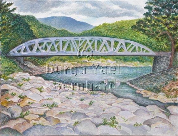 Bridge Over Schoharie Creek 72dpi