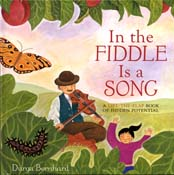 In the Fiddle Is a Song: A Lift‐the‐Flap Book of Hidden Potential