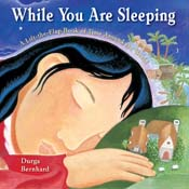 While You Are Sleeping: A Lift‐the‐Flap Book of Time Around the World