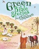Green Bible Stories for Children<br>paperback children's book