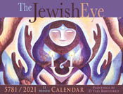 The Jewish Eye <br> 5781 / 2021 Calendar of Art